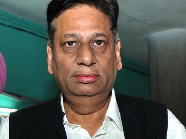 Batala MLA and senior Congress leader Ashwani Sekri