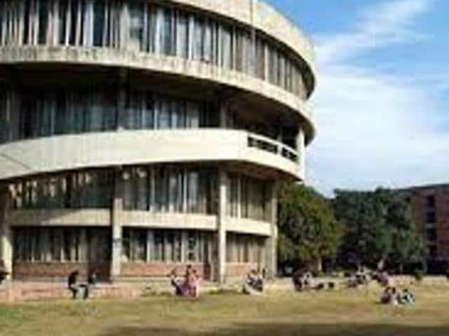 Panjab University,Visually-impaired,Chandigarh
