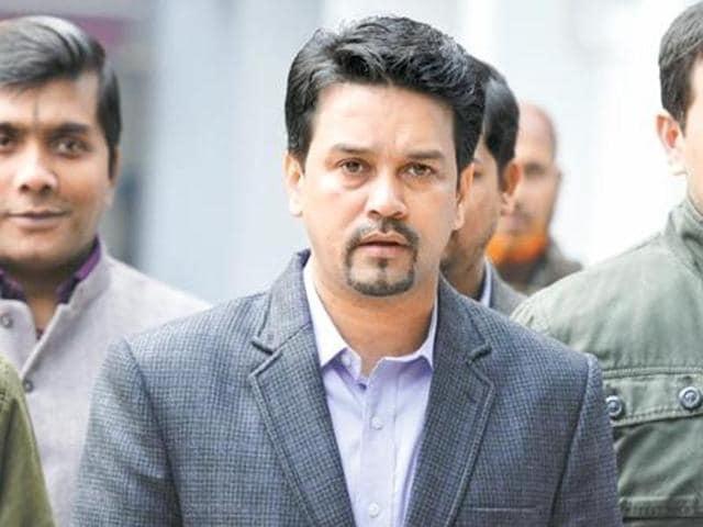 Anurag Thakur,Board of Control for Cricket,Twitterati