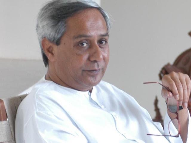 File photo of Odisha chief minister Naveen Patnaik.