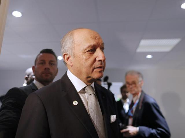 French foreign affairs minister Laurent Fabius has said that the unprecedented magnitude of the flooding in Chennai confirms yet again that we no longer have time. We must take concrete and urgent action against climate disruption.