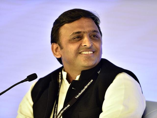 The Samajwadi Party's 2017 assembly election campaign has begun, literally, with the party song already canned. And the hero in the song is chief minister Akhilesh Yadav.