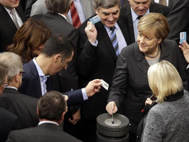 German Parliament,Islamic State,Noncombat mission