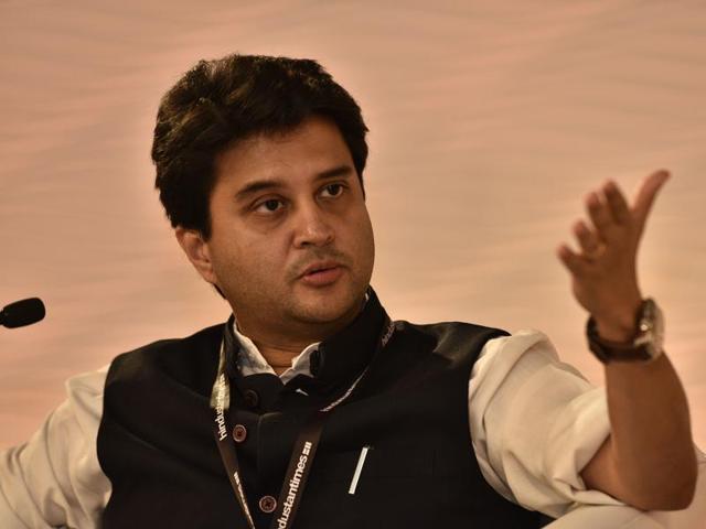 Jyotiraditya Scindia,Hindustan Times Leadership Summit,Naveen Patnaik