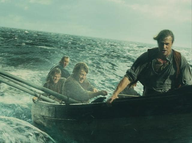 In the Heart of the Sea has no histrionics on display. There is instead an integrity and honesty, led by the magnificent Chris Hemsworth.