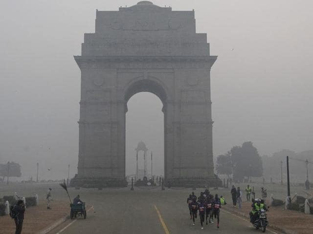 India vs South Africa,Smog in New Delhi,Airtel Delhi Half Marathon