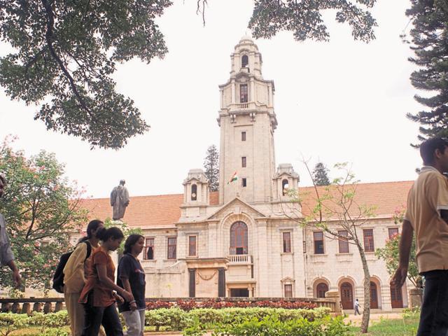 IISc,Indian Universities,IIT