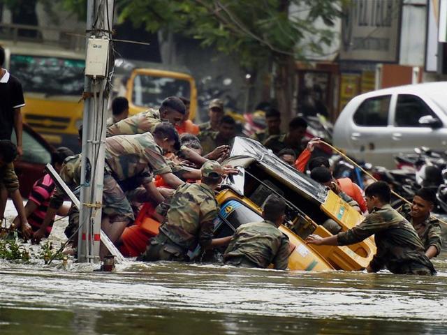 Tamil Nadu rains