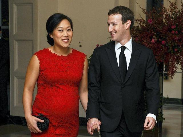 Facebook CEO Mark Zuckerberg and his wife, Priscilla Chan, announced the birth of their daughter, Max, as well as plans to donate most of their wealth to a new organisation.
