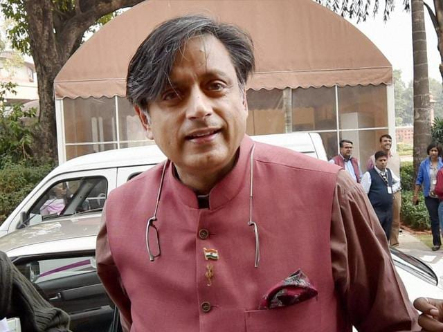 Prime Minister Narendra Modi,Congress,Shashi Tharoor