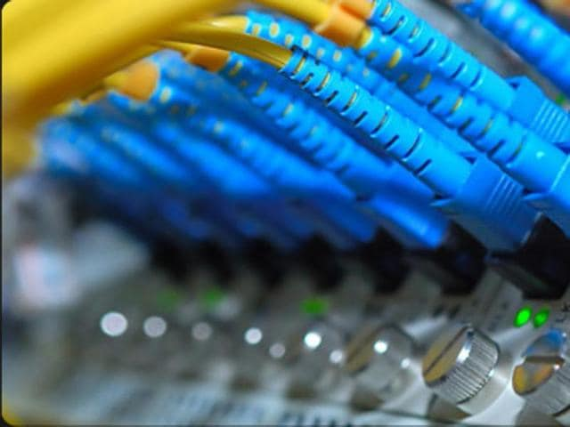 Governement and TRAI are working on connecting 2.5 lakh villages with broadband.