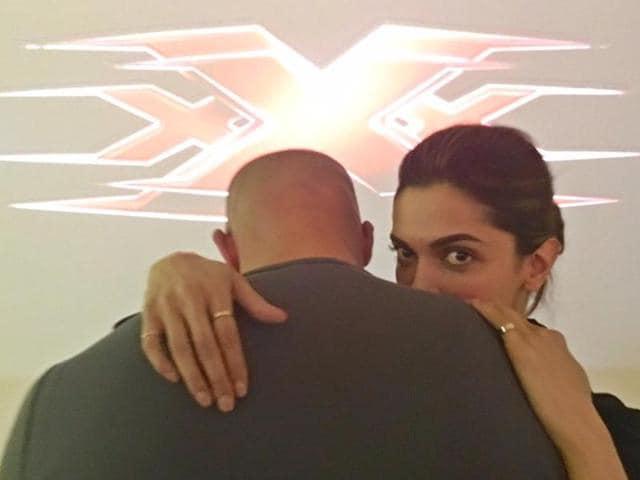 Deepika Padukone,Vin Diesel,Xander Cage