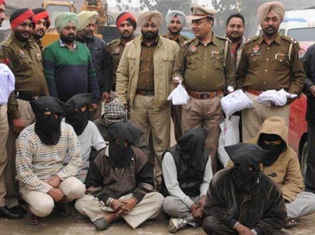 Ludhiana,drug peddlers,police
