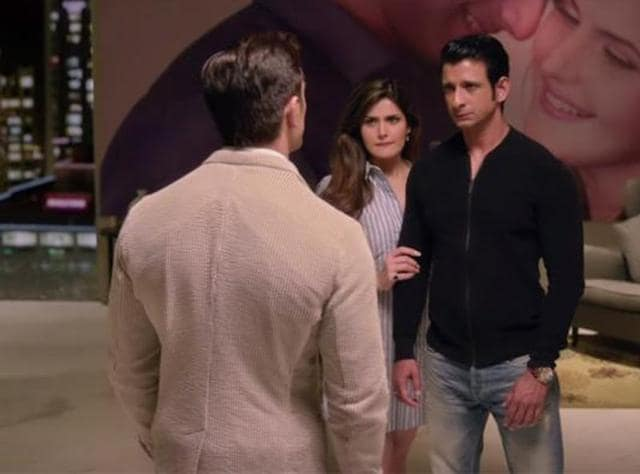Sharman Joshi plays a millionaire in Hate Story 3. (YouTube)
