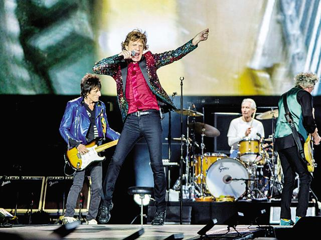 Wild horses no more: Now that The Rolling Stones are in or approaching their 70s, those days of drugs, sex, and rock and roll are long gone. (Photo by Scott Legato/Getty Images)