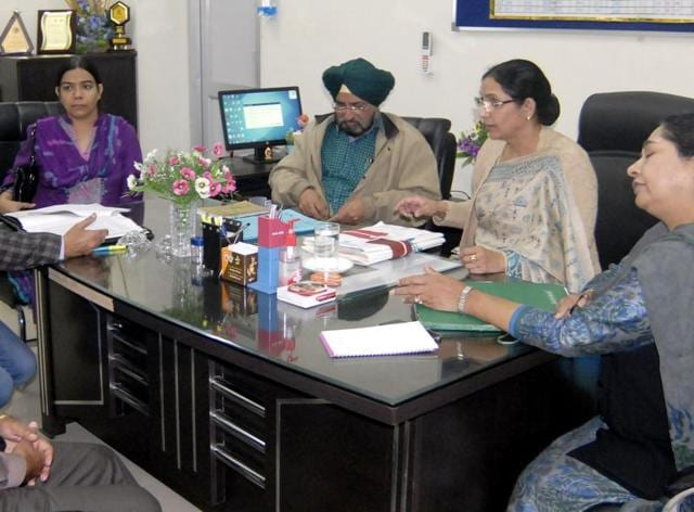 health officials,Ludhiana,cicil hospital