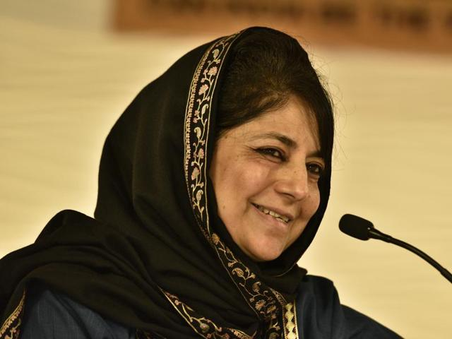 "The problem of Kashmir can no longer be seen through the prism of security. Centre has to be ""more humane"" while dealing with the issue cautiously, Mufti said."