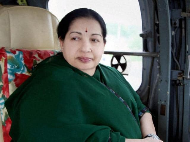 During a press conference at the Chennai secretariat, ministers and officials read from long prepared statements, made even longer by the number of times the name of 'Amma' was invoked.(AP File Photo)