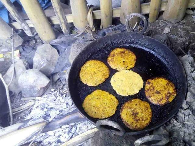 Vada and Taya, the tribal foods of Alirajpur and Jhabua.