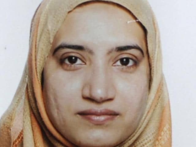 Tashfeen Malik is pictured in this undated handout photo provided by the FBI. Syed Rizwan Farook, 28, and his spouse Tashfeen Malik, a native of Pakistan who lived in Saudi Arabia for more than 20 years, died in a shootout with police hours after attacking the Inland Regional Center in San Bernardino.