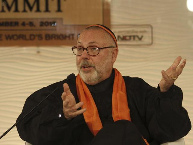 Rabbi Rami Shapiro has written over 30 books on religion and spirituality.