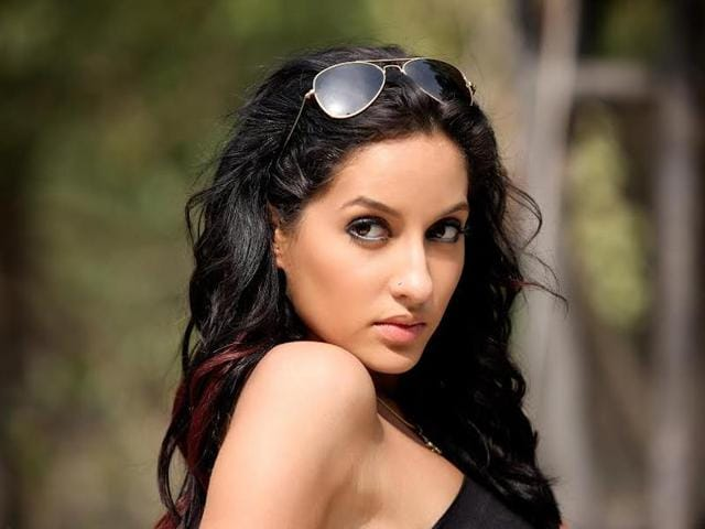 Norah Fatehi in a still from her movie Roar: The Tigers of the Sundarbans.