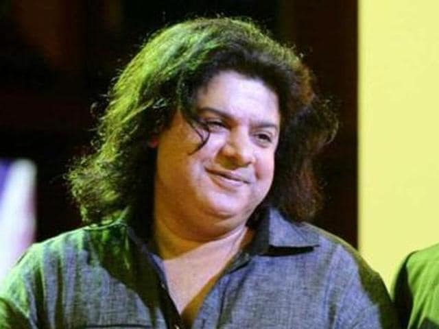 Director Sajid Khan has curbed his enthusiasm now.
