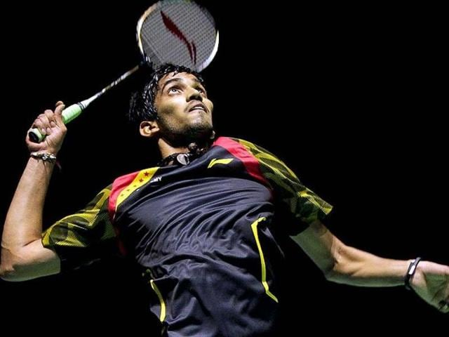 A file photo of Indian shuttler Kidambi Srikanth.