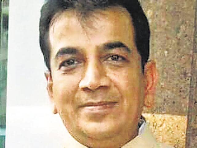 Suraj Parmar,Builder suicide,Thane