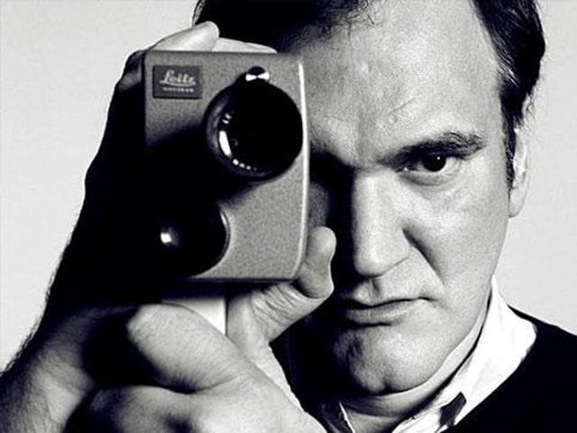 The Hateful Eight is Tarantino's 8th film. (Twitter)