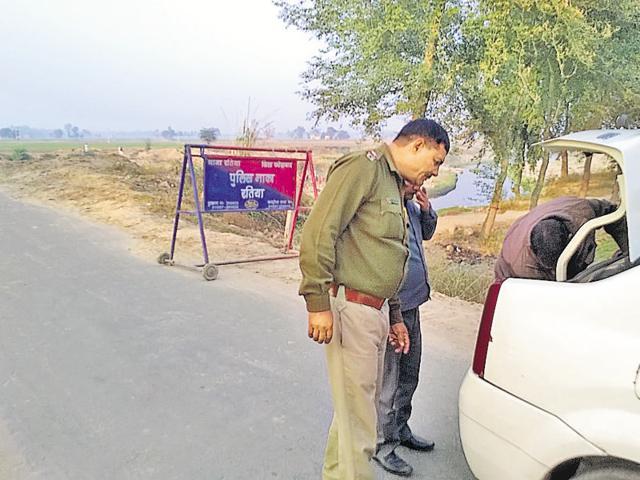 Indian Police Service,Sangeeta Kalia,Anil Vij