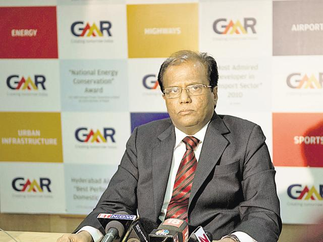 """Madhu Terdal, chief financial officer of GMR infrastructure, says, """"Priority is to retire high-cost Indian debt."""""""