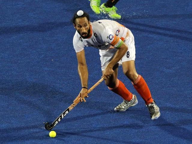 Indian Hockey,HWL 2015,Sardar Singh