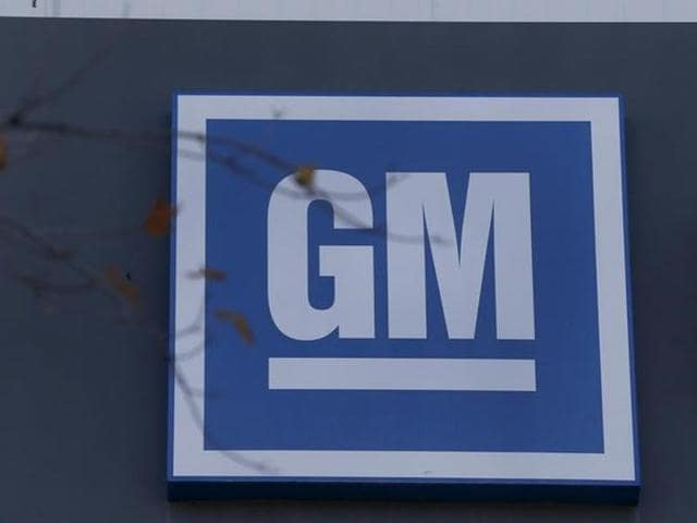 General Motors has appointed Kaher Kazem as President and Managing Director of its India operations, effective January 1.(Reuters File Photo)