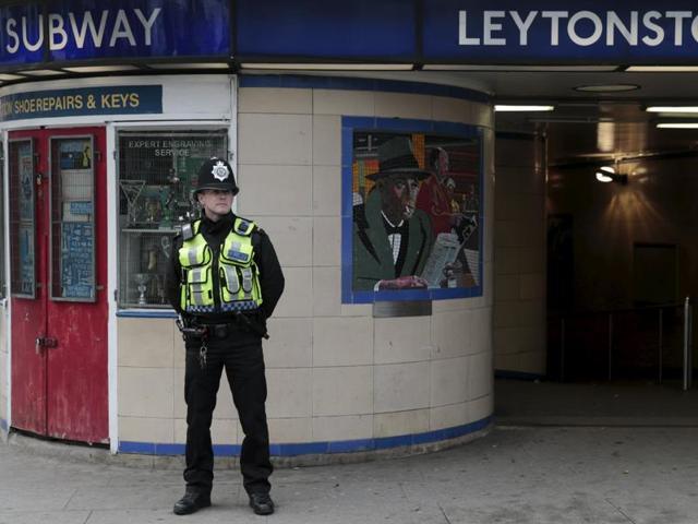 Leytonstone Tube attacker