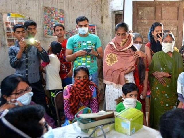 Gas leak,Poisonous Gas,Kolkata
