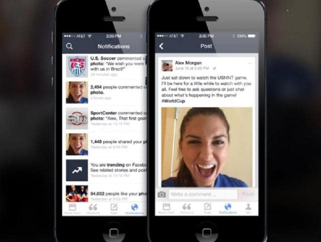 Slingshot was Facebook's SnapChat competitor, which let users share ephemeral photos and videos, while Rooms was a group-messaging service that brought a modern spin to chat rooms popular in the early days of the Internet. Riff allowed users to create and share short videos based on a theme