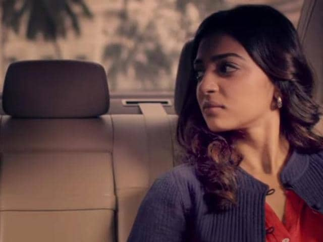 Radhika Apte's commercial for Myntra raises important questions about gender discrimination in the corporate world.