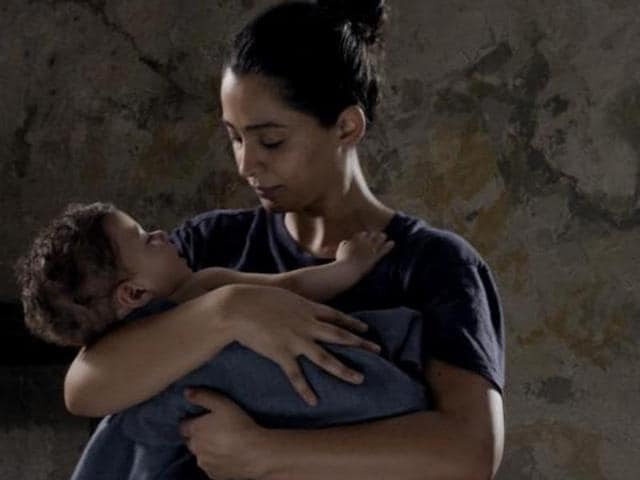 Mai Masri's fiction feature, 3000 Nights, has been inspired by the true stories of children born in Israeli prisons(Dubai International Film Festival)