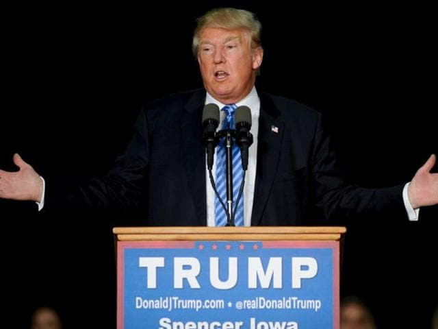 Donald Trump,US,Trump calls for ban on Muslims entering US