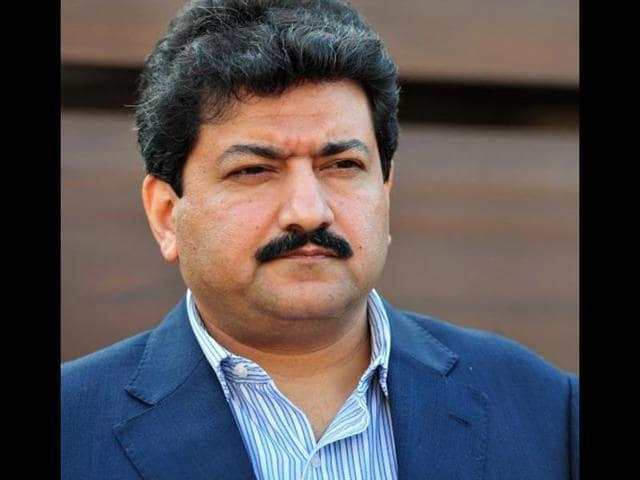 Pak journalist,Hamid Mir,Twitter