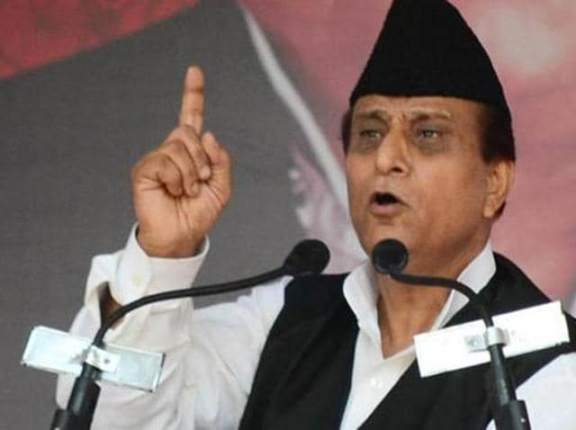 Referring to Azam Khan's reported statements on Paris attack and Babri mosque, Shiv Sena has alleged the SP leader was more dangerous than Dawood Ibrahim.