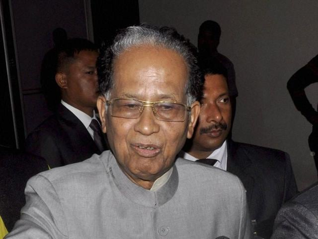 Tarun Gogoi,Assam Chief Minister
