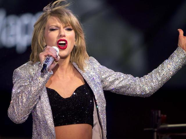 Taylor Swift garnered seven Grammy nominations including record, song of the year and best pop solo performance for Blank Space.