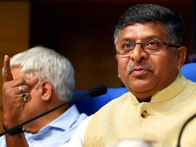 Taking a jibe at Sonia Gandhi for her 'I am daughter-in-law of Indira Gandhi' remark, telecom minister Ravishankar Prasad told reporters that it was immaterial for a court 'who is someone's daughter-in-law or son-in-law'.