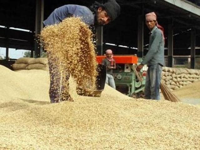 The state's agriculture department forwarded a detailed proposal to the Commission for Agriculture Costs and Prices (CACP) for seeking a hike in the MSP of common variety of paddy from Rs 1,410 in 2015-16 to Rs 1,960 per quintal in 2016-17.