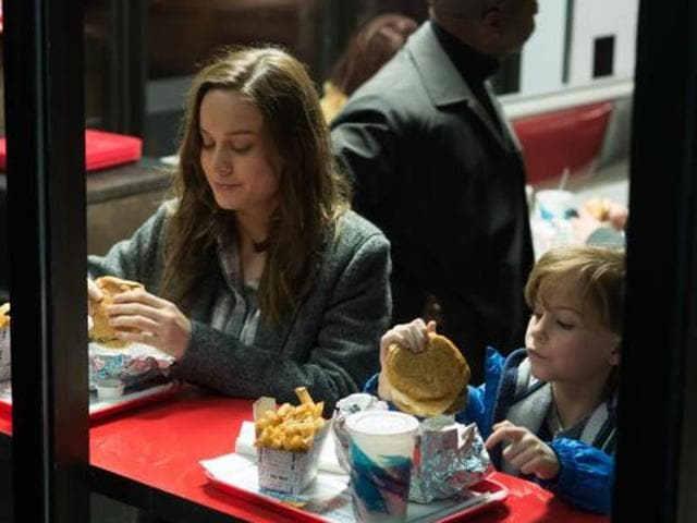 Adapted from Emma Donoghue's 2010 bestselling novel, Lenny Abrahamson's Room is the story of five-year-old Jack and his mother, held captive by a man, and how they plan an escape.(Dubai International Film Festival)