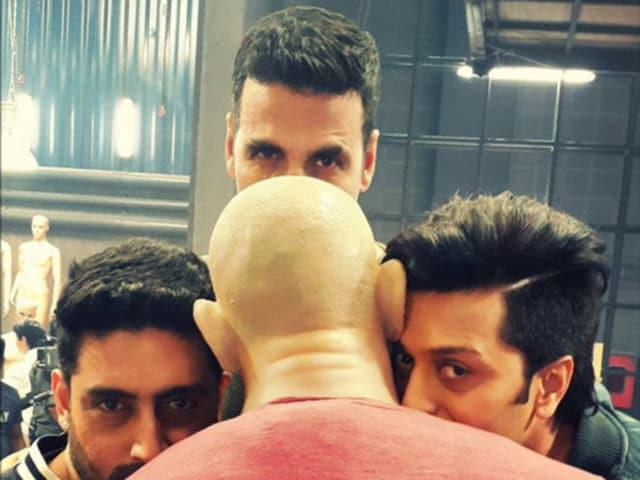 Deepika Padukone got Vin Diesel so Abhishek Bachchan, Akshay Kumar and Riteish Deshmukh got themselves Vin Petrol.