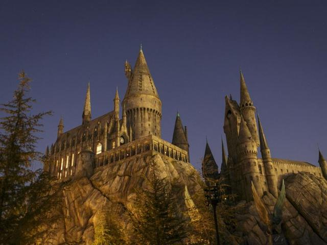 Hogwarts will now be real at a new Harry Potter theme park in LA.