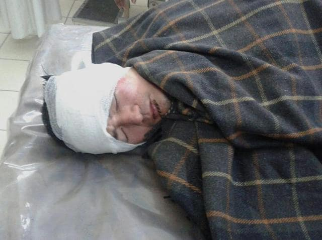 Northeast man assaulted,Gurgaon,NESCH